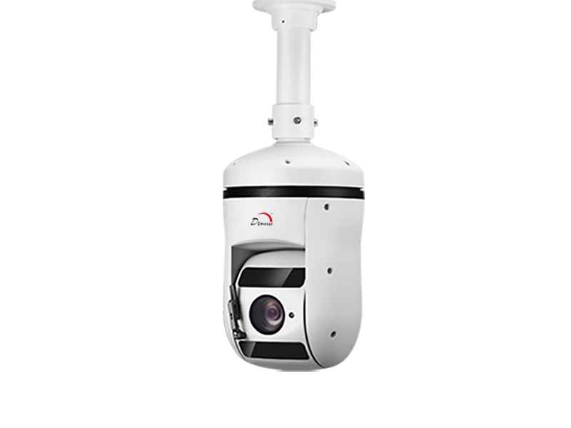 D83 new outdoor IR PTZ dome camera