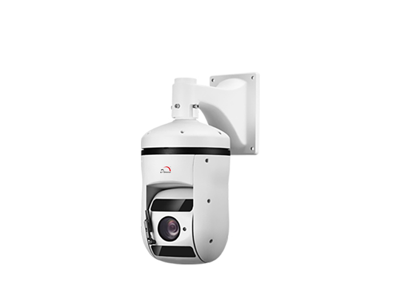 D83 New Outdoor IR PTZ Dome Camera